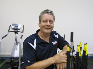 Commercial Fitness Equipment Specialist