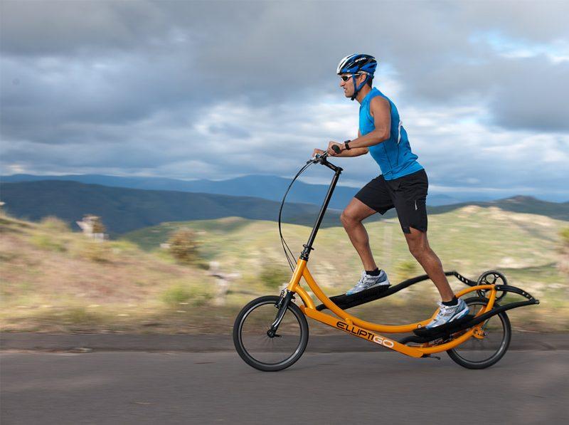 Elliptigo Elliptical Bikes