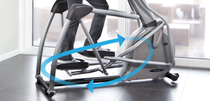 Ellipticals with Incline and Perfect Stride