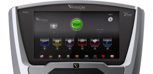 T80 Touch console