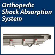 Landice Orthopedic Shock Absorption Systems