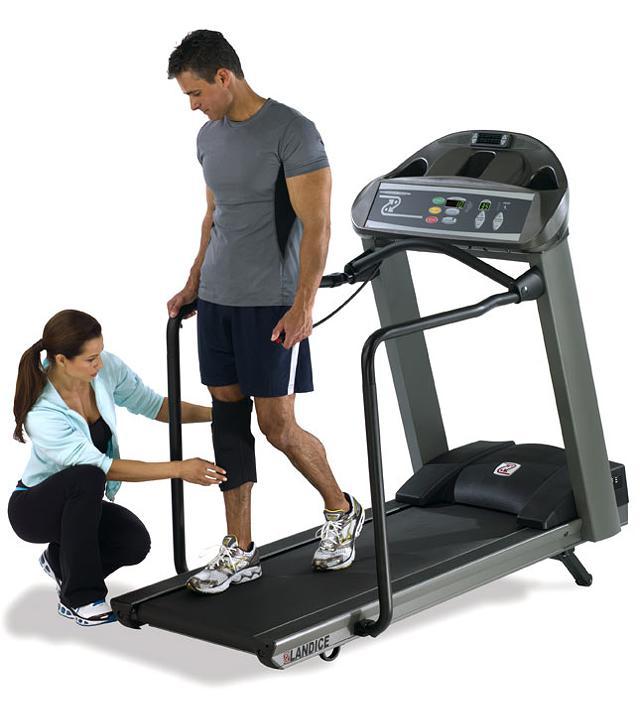 Commercial Gym Equipment Australia: Landice L8 Rehabilitation Treadmill