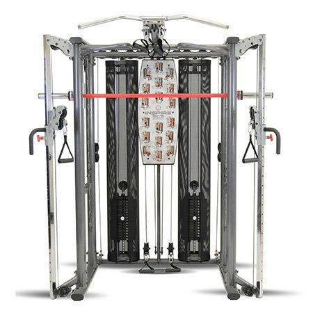 inspire fitness scs smith cage system  inspire multi gyms