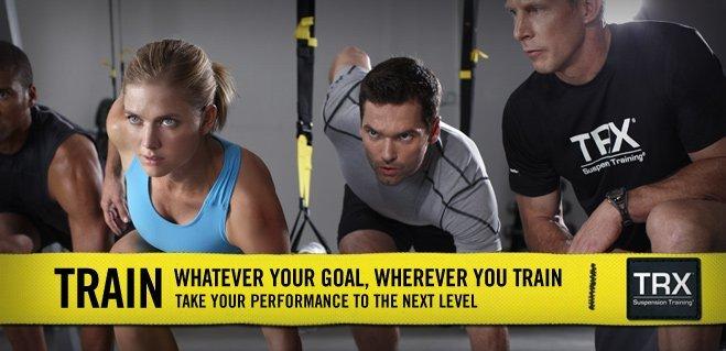 Buy TRX Suspension Training System