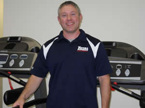 Brian - Fitness Equipment Specialist