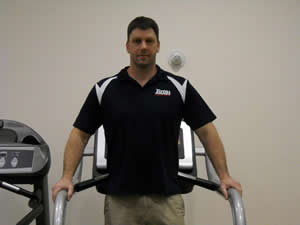 Craig - Fitness Equipment Specialist