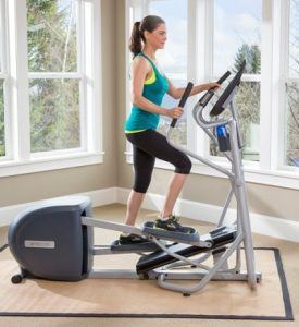 Precor EFX 222 Elliptical Trainer