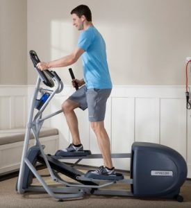 Precor EFX 225 Elliptical Trainer