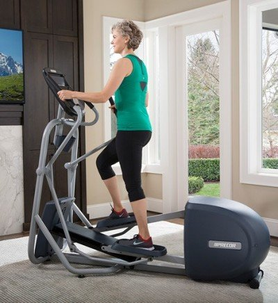 Precor EFX 245 Elliptical Trainer