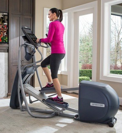 Precor EFX 447 Elliptical Trainer