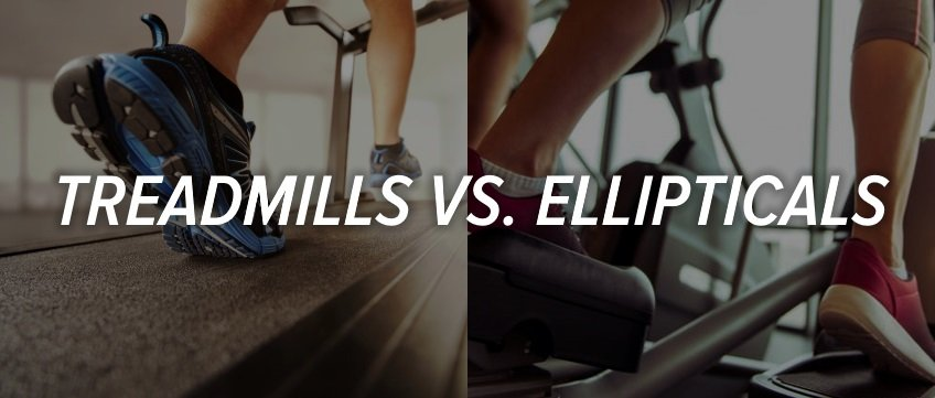 Treadmills vs. Elliptical Trainers