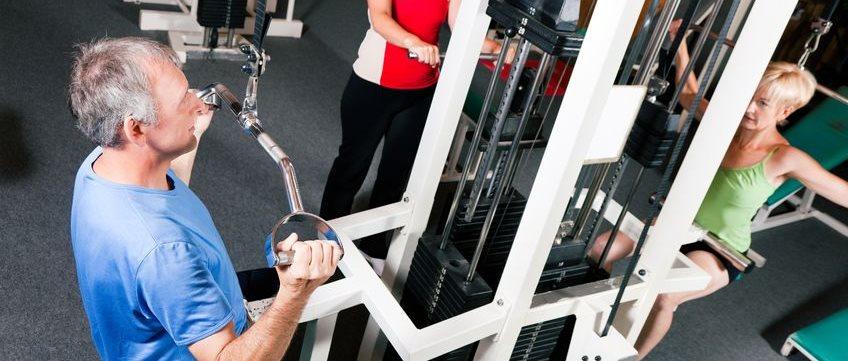 The Best Fitness Equipment for the Elderly and Senior Living