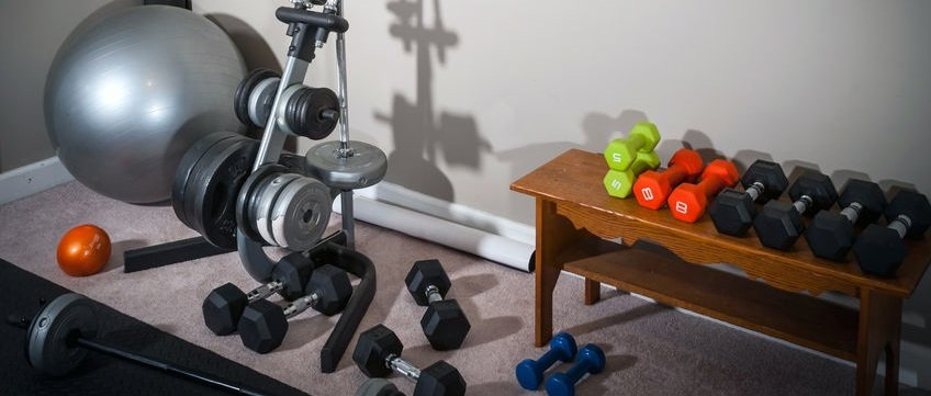 Step by guide to converting your basement into a home gym