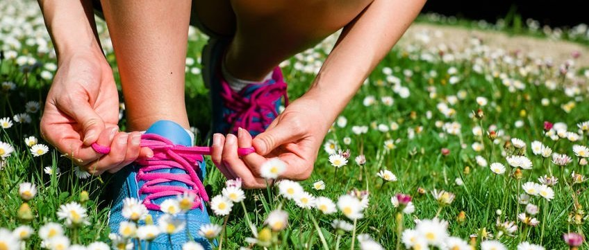 Spring Fitness Tips