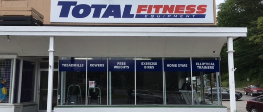 Fitness Equipment Stores New Hampshire