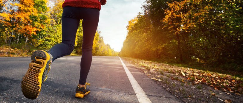 How To Jump-Start Your Fitness Goals This Fall 2018